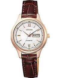 [シチズン]CITIZEN 腕時計 CITIZEN-Collection シチズンコレクション メカニカル ペアモデル(レディス) PD7152-08A レディース