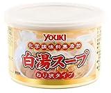 ユウキ 化学調味料無添加 白湯スープねり状 150g