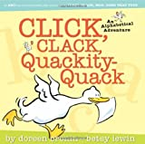 Click, Clack, Quackity-Quack (A Click, Clack Book)