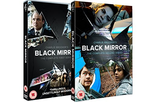 Black Mirror series 1 and 2 [UK import, region 2 PAL format]