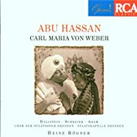 Weber: Abu Hassan by Unknown Artist