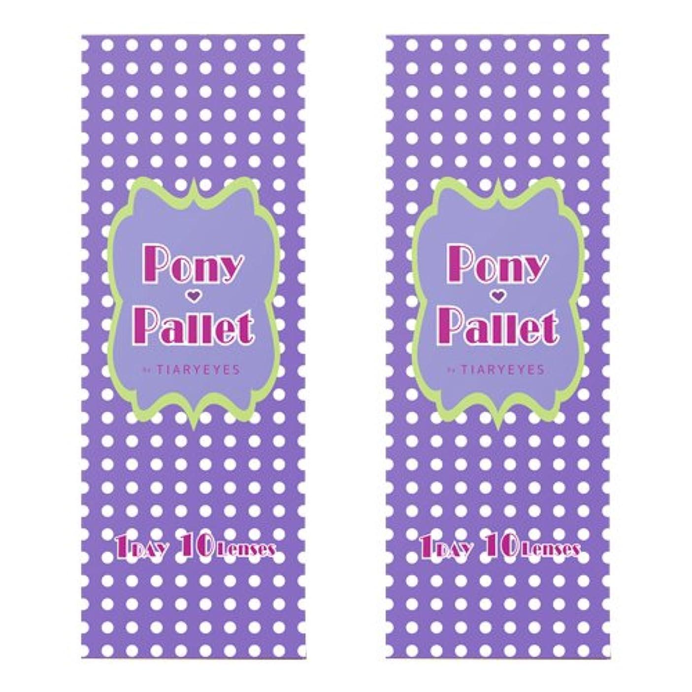 不適切な承認能力ポニーパレット バイ ティアリーアイズ Pony Pallet by Tiary Eyes 1day 08 Gold 10枚入 2箱セット (PWR) -4.50