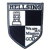 HELLSING ヘルシングワッペン