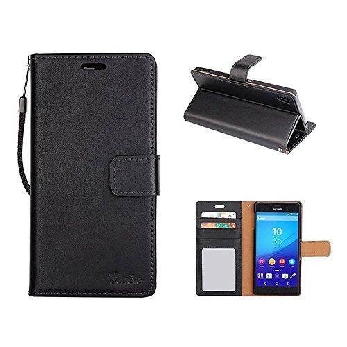 Ewin® Sony Xperia Z4 ケース 手帳型 本...