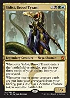 Magic: the Gathering - Sidisi, Brood Tyrant (199/269) - Khans of Tarkir - Foil