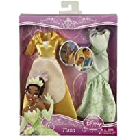 Disney Princess Doll dress set Teana 8518t [doll clothes the princess and the frog import MATTEL Mattel goods]