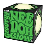 Schylling Nee-Doh Glow Groovy Glob - Novelty Toy (Gnd)