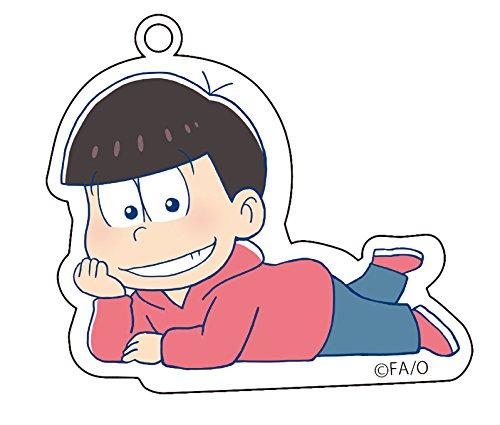 TVアニメ おそ松さん ごろりんアクリルキーホルダー おそ松