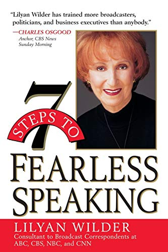 Download 7 Steps to Fearless Speaking (Wiley Audio) 0471321591