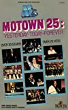 Motown 25: Yesterday, Today, Forever [VHS] [Import]