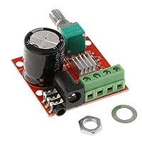 パワーアンプ D級 オーディオ ステレオ アンプボード 2チャンネル 2x10W 過電流保護