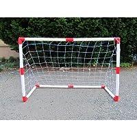 セットの2ジュニアサッカー目標for Kids ( 4 x 3-feet )新しい