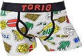 (トリオ) TORIO ボクサーパンツ メンズ ステッカー