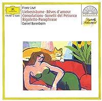 Rigoletto Paraphrase / Consolations Nos. 1-6