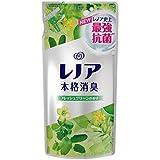 レノア 本格消臭 柔軟剤 フレッシュグリーン 詰め替え 450mL
