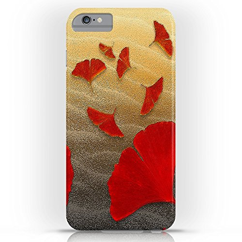 Society6 Red Ginko Slim Case iPhone 6s Plus