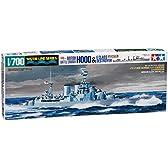 タミヤ 1/700 ウォーターラインシリーズ No.806 イギリス海軍 巡洋戦艦 フッド・E級駆逐艦 北大西洋追撃作戦 プラモデル 31806