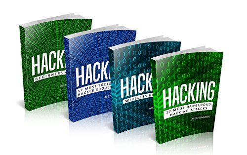 Hacking: Hacking: How to Hack, Penetration testing Hacking Book, Step-by-Step implementation and demonstration guide Learn fast Wireless Hacking, Strategies, ... Hacking (4 manuscripts) (English Edition)