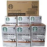 スターバックス「Starbucks(R)」パーソナルドリップコーヒー パイクプレイスロースト 1箱(9g×5袋)×6個セ…
