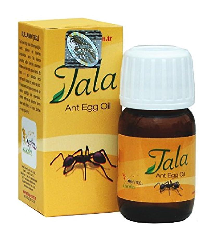 控えめなコンパニオン生じるTala Ant Egg Oil (アリ脱毛オイル) 20 ml [並行輸入品]