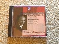 Rachmaninov;L'ile Des Morts