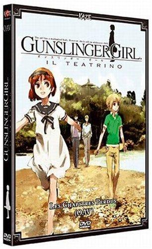 Gunslinger Girl Il Teatrino (Saison 2) - OAV: Les chapitres perdus