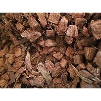 爬虫類・昆虫の床材に大人気!ハスク・ココチップマット 10L×6袋セット