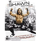 WWE ショーン・マイケルズ ハートブレイク・アンド・トライアンフ(3枚組) [DVD]