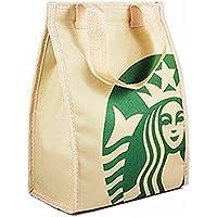 スターバックス 保温 保冷 コンパクト トートバッグ 並行輸入品