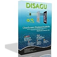 4 x DISAGU ClearScreen Sony DSC-HX7V対応 画面保護フィルム 雑菌防止 ブルーライトフィルタ 保護フィルム