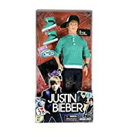 JUSTIN BIEBER JB STYLE COLLECTION DOLL (TEAL OUTFIT)