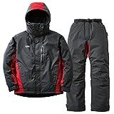 ロゴス(LOGOS) ストレッチ防水防寒スーツ リフェット チャコール 3L 30344250 チャコール 3L