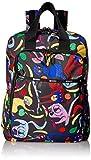 レスポートサック リュック LeSportsac Women's Baby Utility Backpack Monkey Around B [並行輸入品]