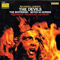 Maxwell Davies;the Boyfrie