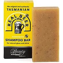 Tasmanian Real Beer Shampoo Bar