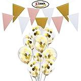 風船 飾り お祭り お祝い 誕生日 飾り付け 装飾品 旗 吊り下げ アクセサリー 家庭用 飾り セット