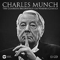Charles Munch - The Complete Warner Classics Recordings (13CD)【CD】 [並行輸入品]