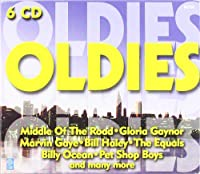 OLDIES - Gaynor g,gaye m,haley b... (6 CD)