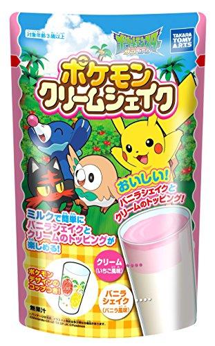 ポケモンクリームシェイク 10個入 食玩・粉末清涼飲料(ポケモン)