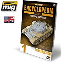 AmmoのMig Jimenez Encyclopedia of Armour Modellingテクニックvol。1 Eng # 6150