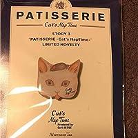アフタヌーンティーCat'sNapTime コラボ PINS ピンバッジ ピンバッチ ネコバッジ 猫 ノベルティ