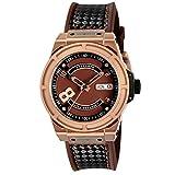 [Hydrogen] 腕時計 OTTO HW224004 メンズ ブラウン