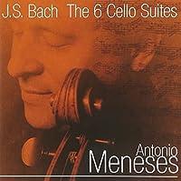 Johann Sebastian Bach: The Six Cello Suites by Antonio Meneses (2005-02-08)