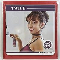 MOMO モモ - TWICE トゥワイス グッズ / ポップアップカード (グリーティングカード バースデーカード メッセージカード 等) - POP-UP CARD (GreetingCard BirthdayCard MessageCard etc) [TradePlace K-POP 韓国製]