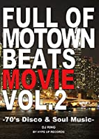 Full of Motown Beats Movie VOL.2 by Hype Up Records [DVD]