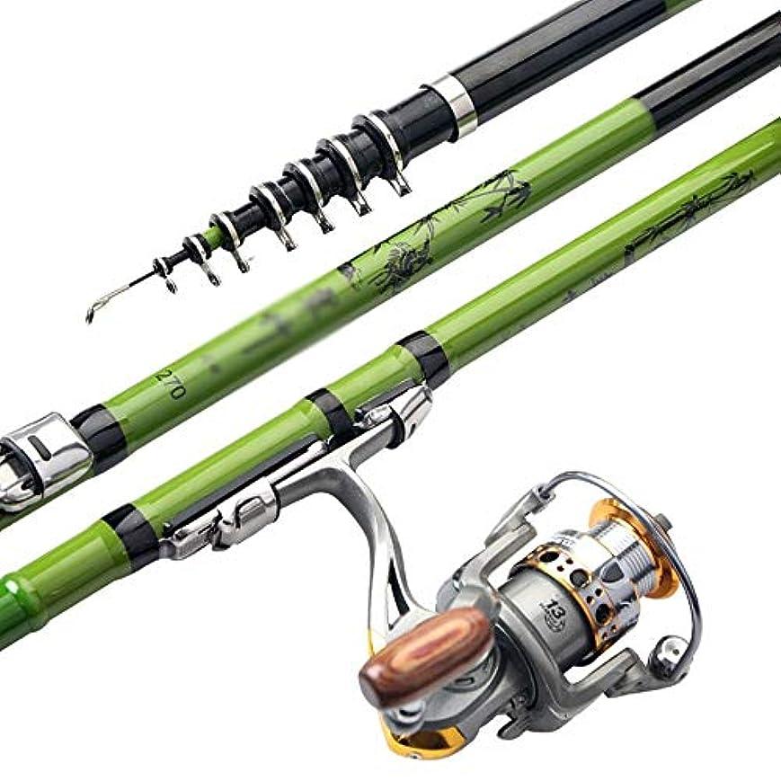 高層ビル高層ビル疾患CXUNKK FRP釣り竿釣り竿2.4メートル - 5.4メートル超軽量超硬デュアルユース釣り竿