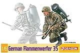 サイバーホビー 1/6 WW.II ドイツ軍 M35火炎放射器 プラモデル