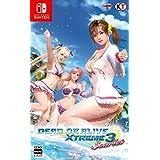 DEAD OR ALIVE Xtreme 3 Scarlet 【Amazon.co.jp限定】PC壁紙 メール配信 & (初回封入特典(「禁断の水着」ダウンロードシリアル) 同梱) - Switch