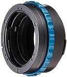 NOVOFLEX LET/PENT (PENTAX K ・ DA mount lenses to Leica T/TL/SL & LUMIX S series Mount Camera) マウント アダプタ 日本語取扱説明書付