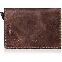 Secrid Slimwallet - Vintage Chocolate Leather